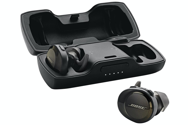 Bose Soundsport Free Wireless In-Ear Headphones   Black