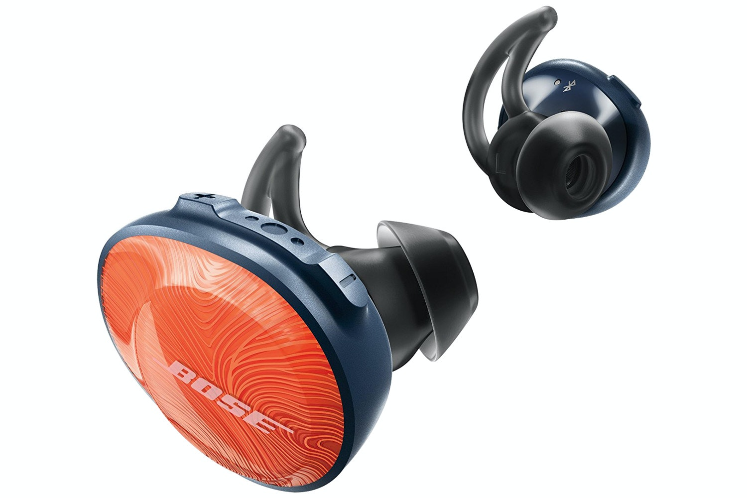 Bose Soundsport Free Wireless In-Ear Headphones | Orange