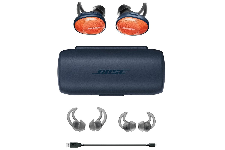 Bose Soundsport Free Wireless In-Ear Headphones | Orange