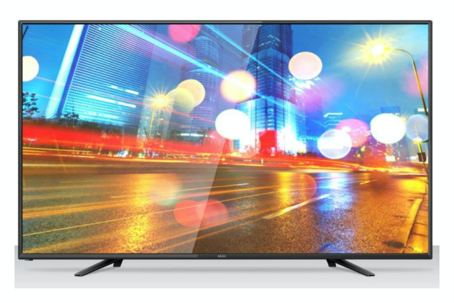 "Akai 50"" 4K Ultra HD LED Smart TV 