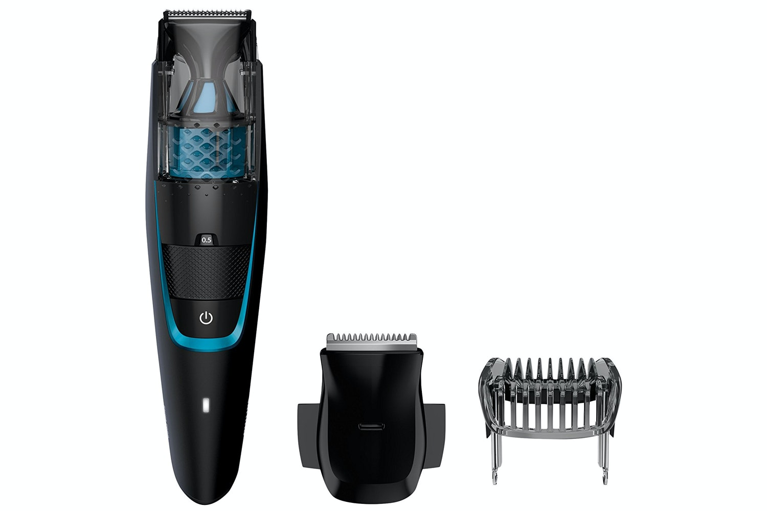 Philips Series 7000 Vacuum Beard and Stubble Trimmer | BT7202/13