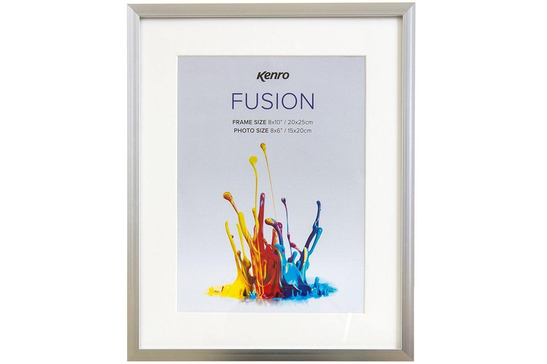 "Kenro Fusion 8x10/8x6"" Aluminium Frame"