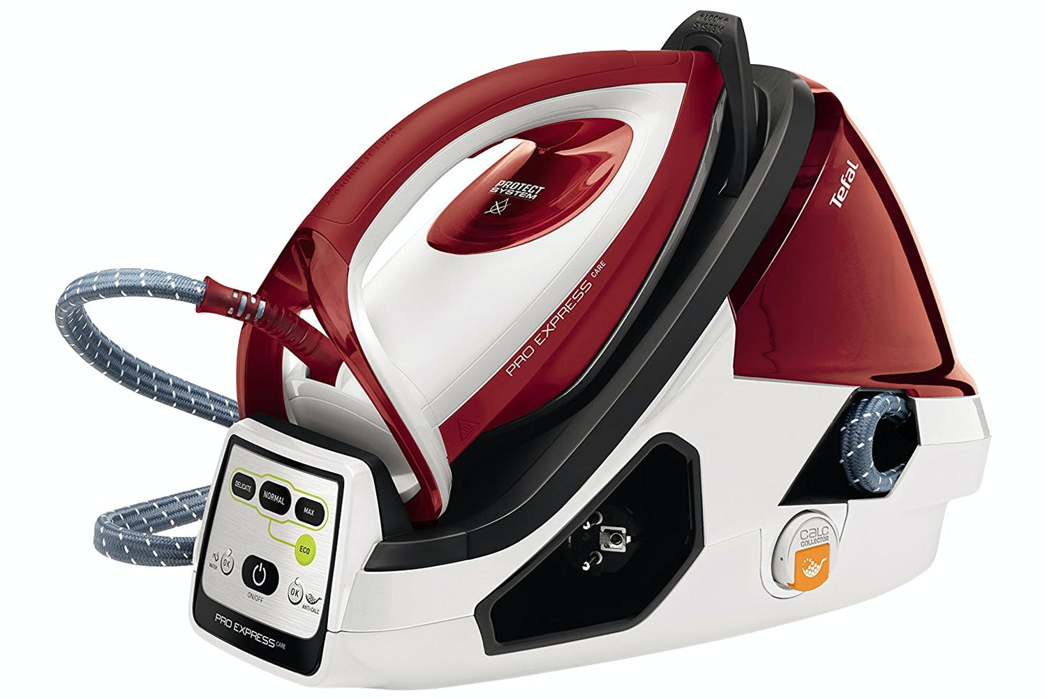 Tefal 2200W Pro High Pressure Steam Generator Iron | GV9061G0