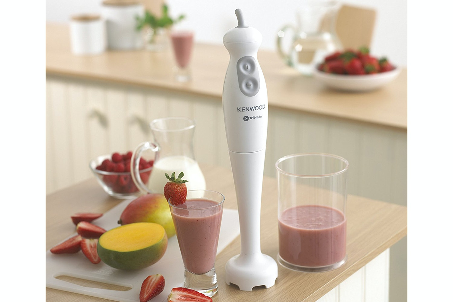 Kenwood True Triblade Hand Stick Blender | HB680