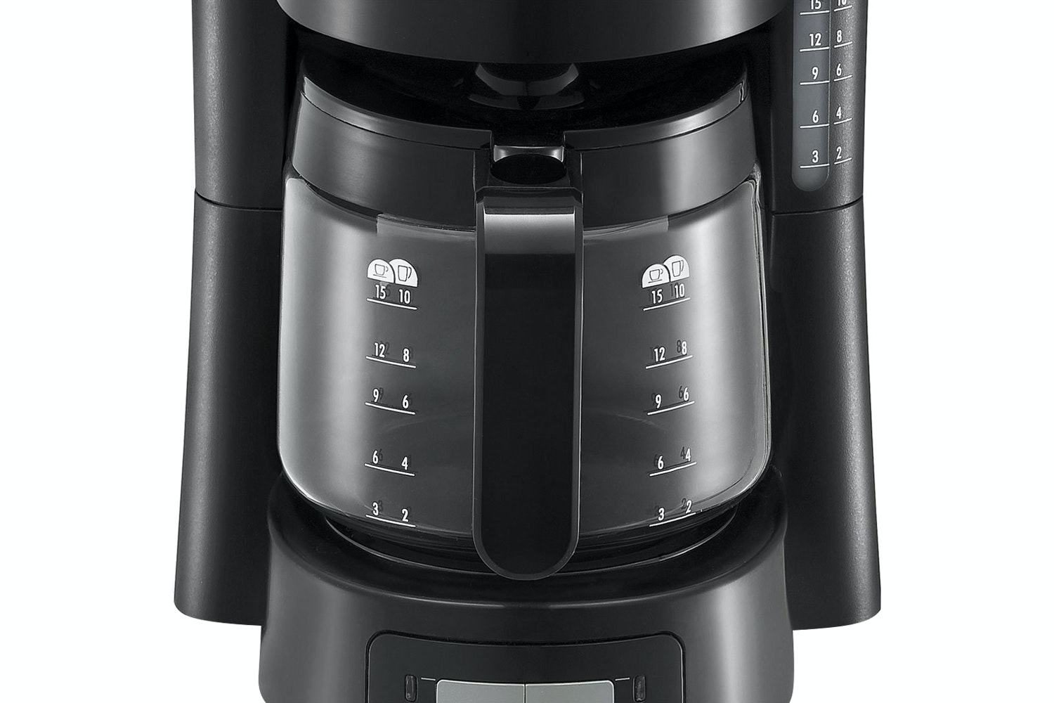DeLonghi Filter Coffee Machine | Black
