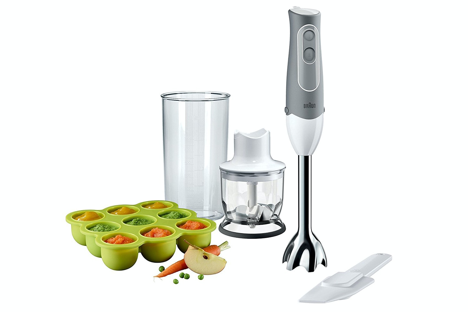 Braun MultiQuick 5 Baby Food Hand Blender | MQ523
