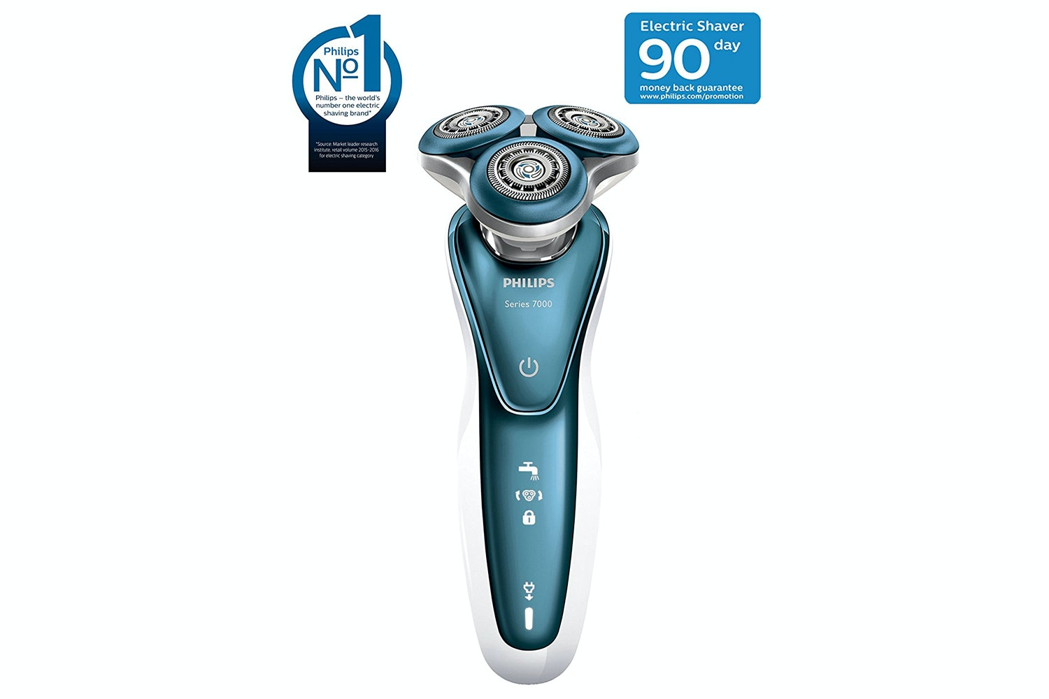 Philips Series 7000 Wet and Dry Men's Electric Shaver | S7370/12