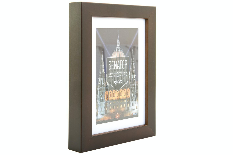 "Kenro Senator 8x6/7x5"" Wood Frame"