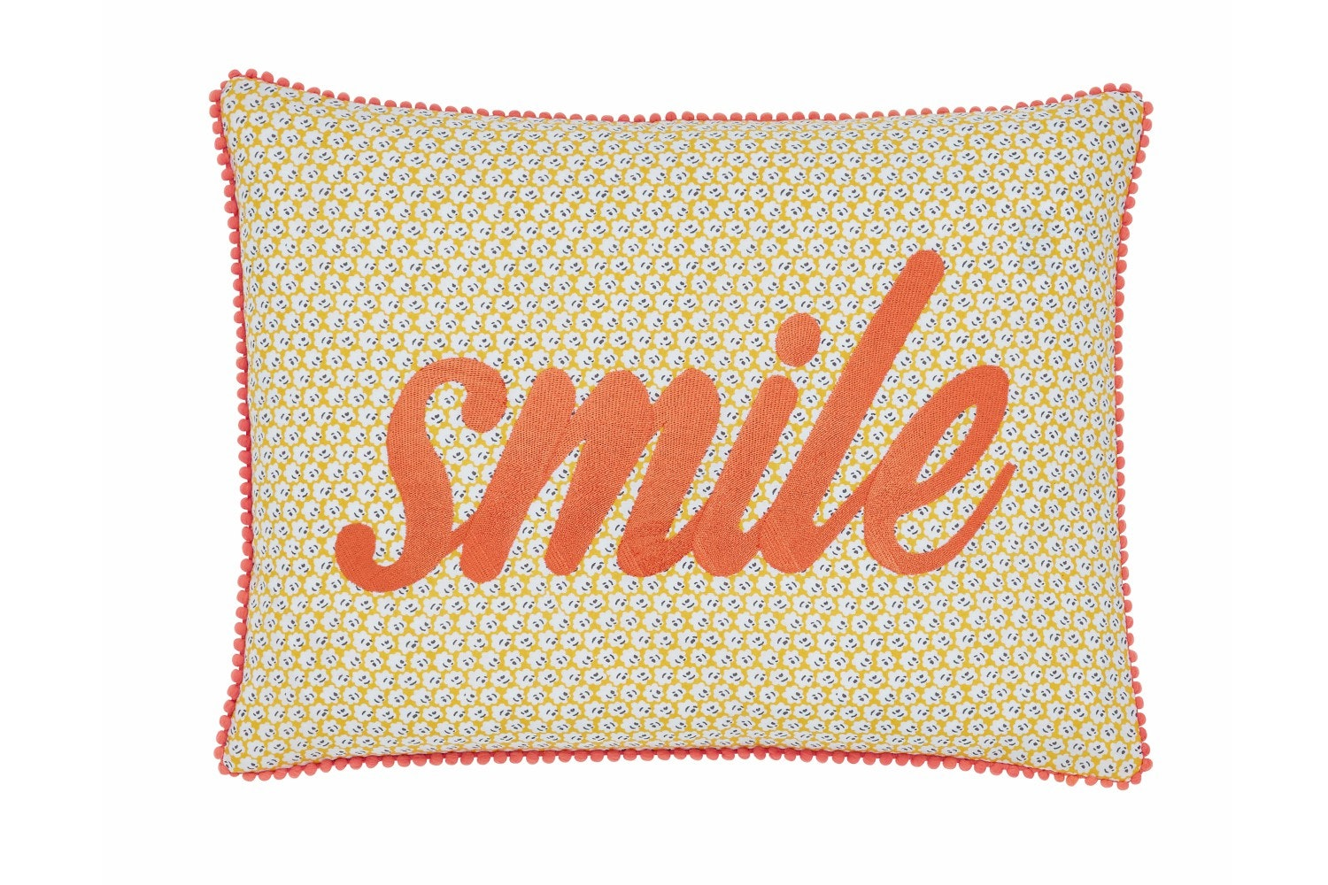 Melody Cushion 30X40Cm | Coral