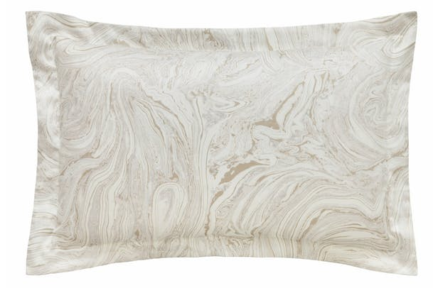 Makrana Oxford Pillowcase | Moonstone