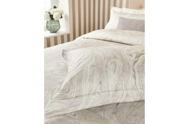 Makrana Oxford Pillowcase | Moonstone