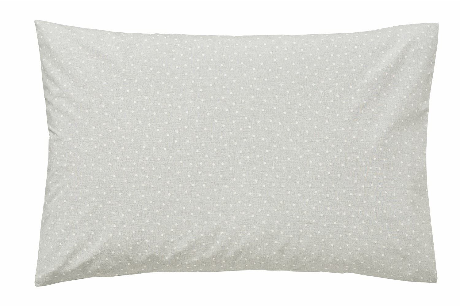 Paper Doves Pillowcase Standard Pair | Mineral