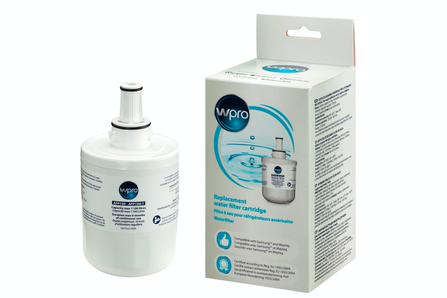 WPro | Water Filter For Samsung