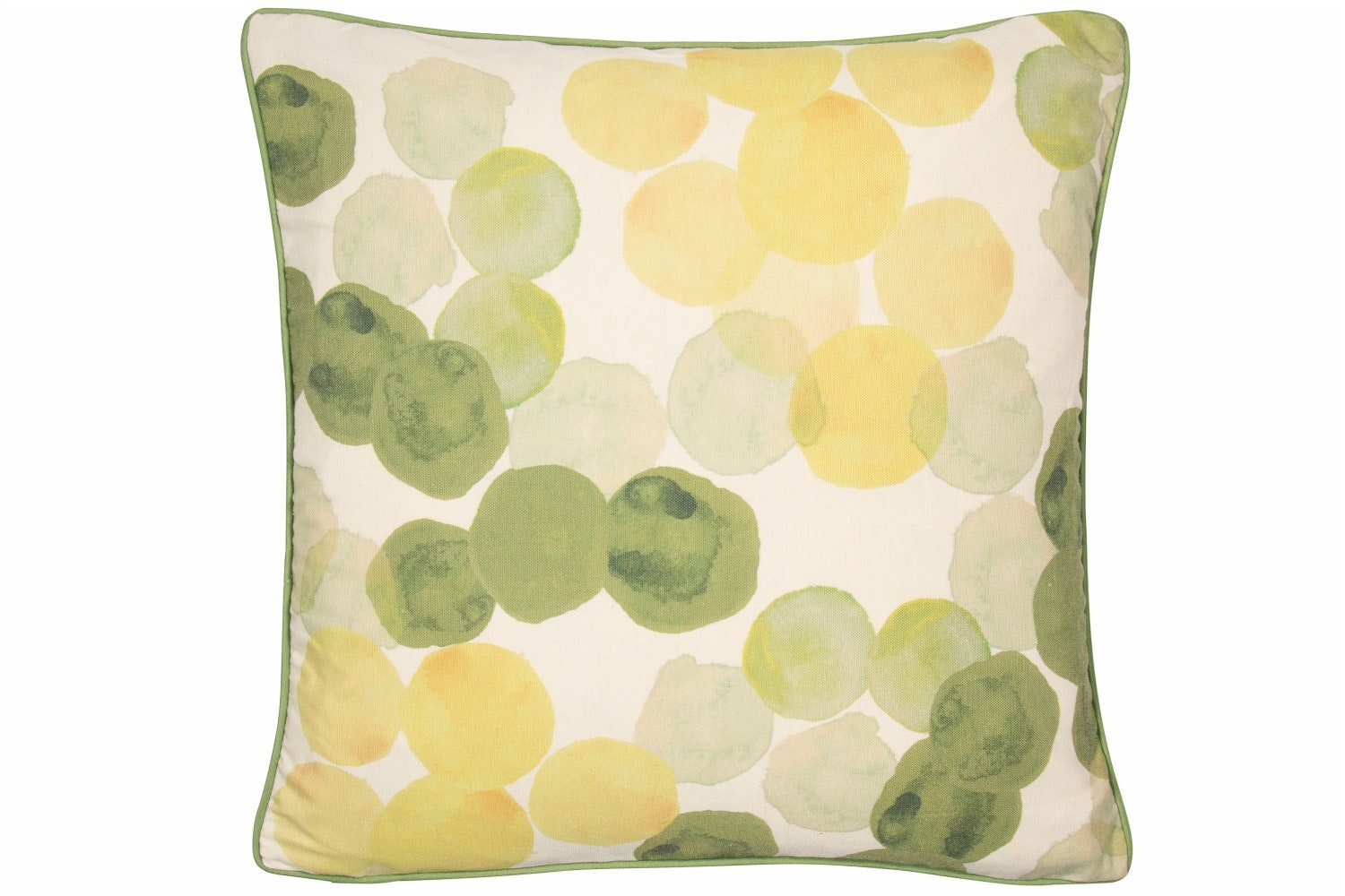 Bubble Print Green 45 X 45