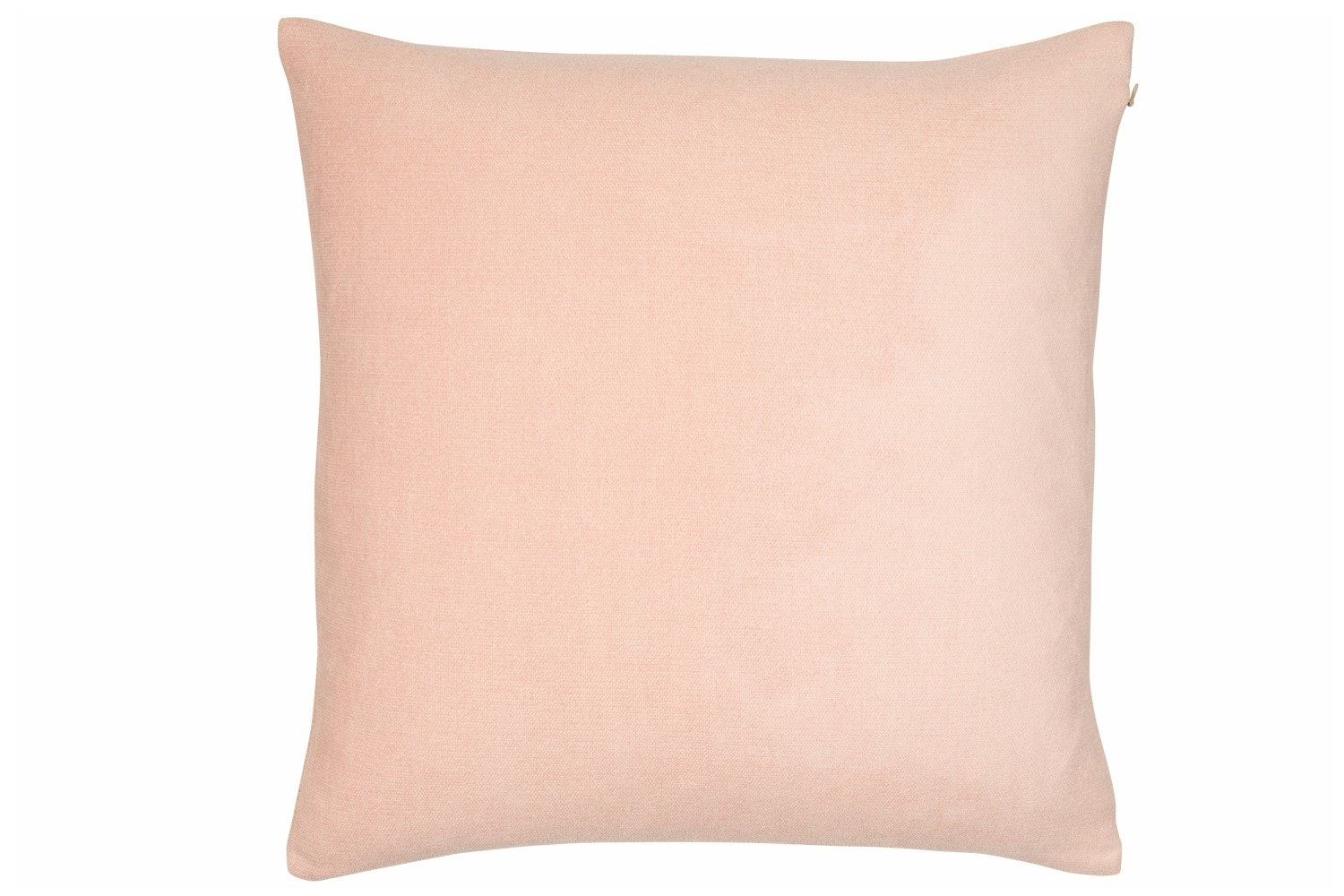 Plain Soft Chenille Blush 45 X 45