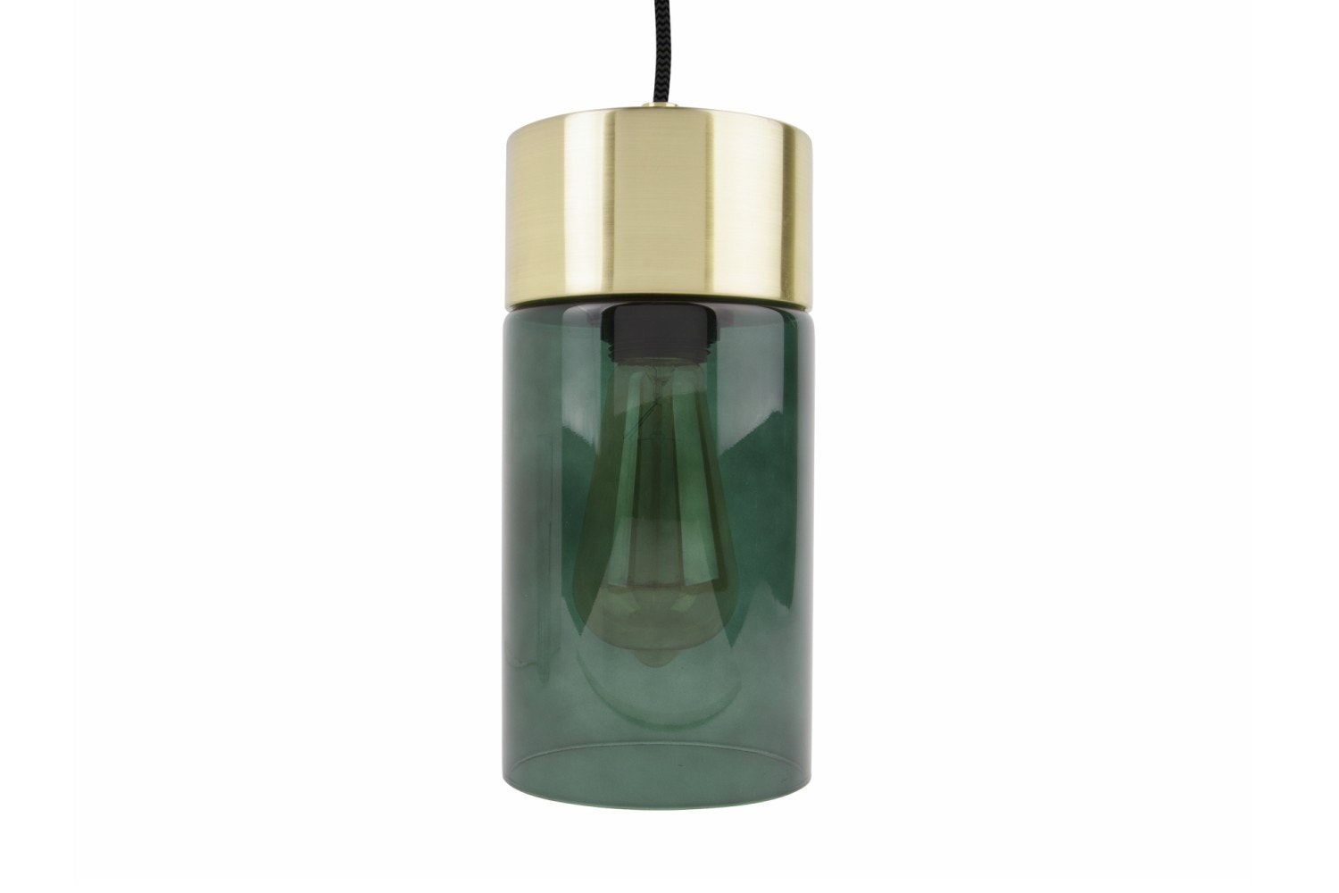 Pendant Lamp Lax | Gold&Green