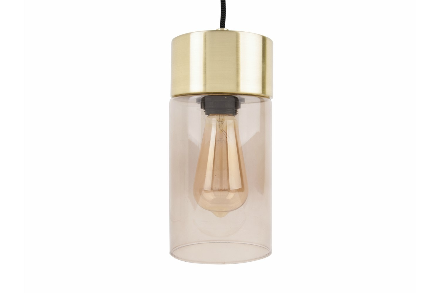 Pendant Lamp Lax | Gold&Grey