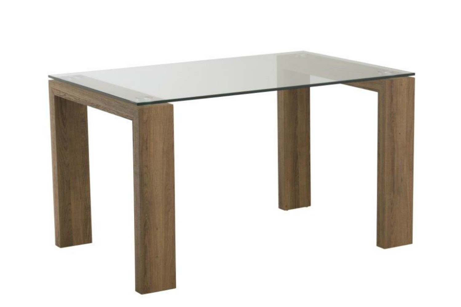 Ryder Dining Table 1.3 | Clear