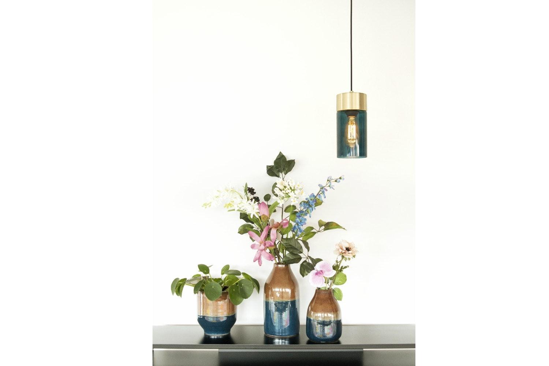 Pendant Lamp Lax   Blue&Grey