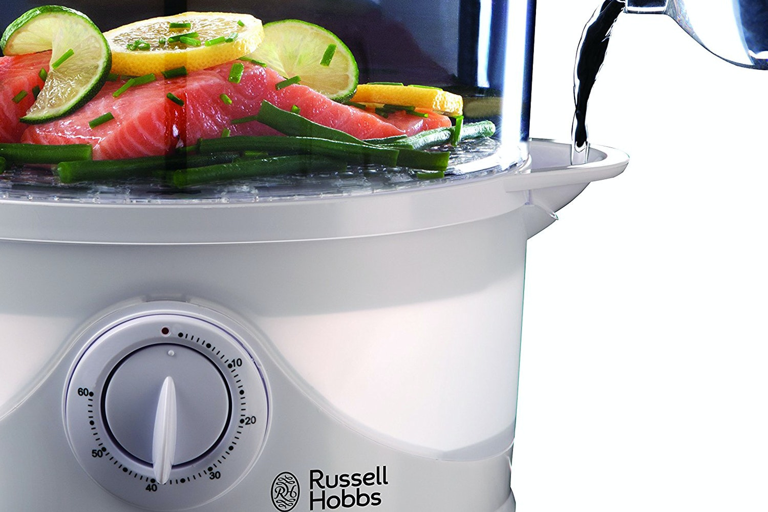 Russell Hobbs 3 Tier Food Steamer | 21140