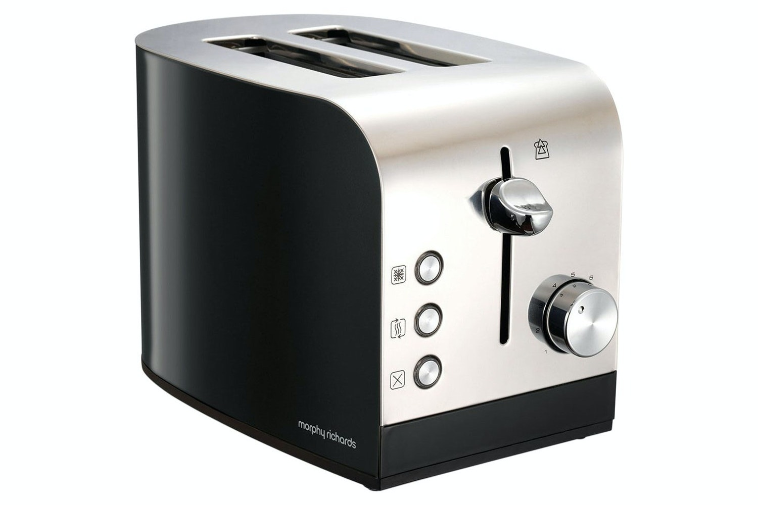 Morphy Richards Equip 2 Slice Toaster | 222052 | Black