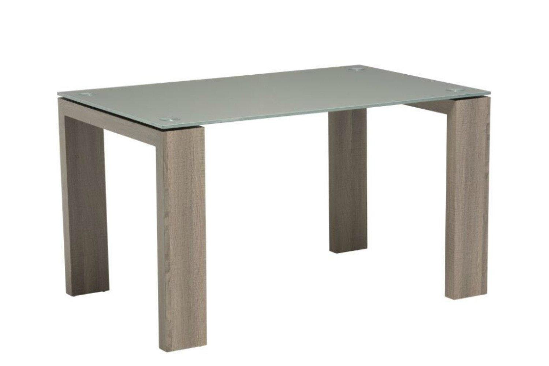 Ryder 5 Piece Set 1.3 Grey Table & 4 Dawson Chairs | Grey