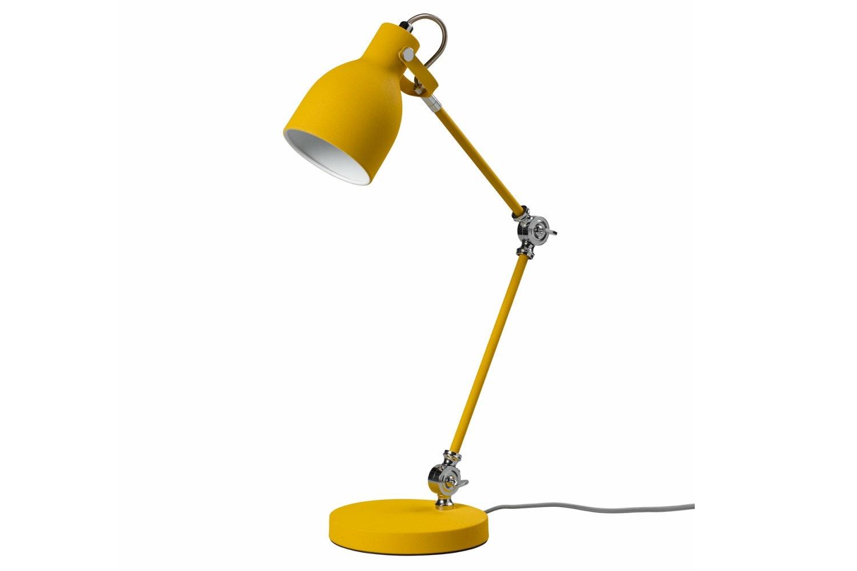 Task Lamp Concrete Mustard