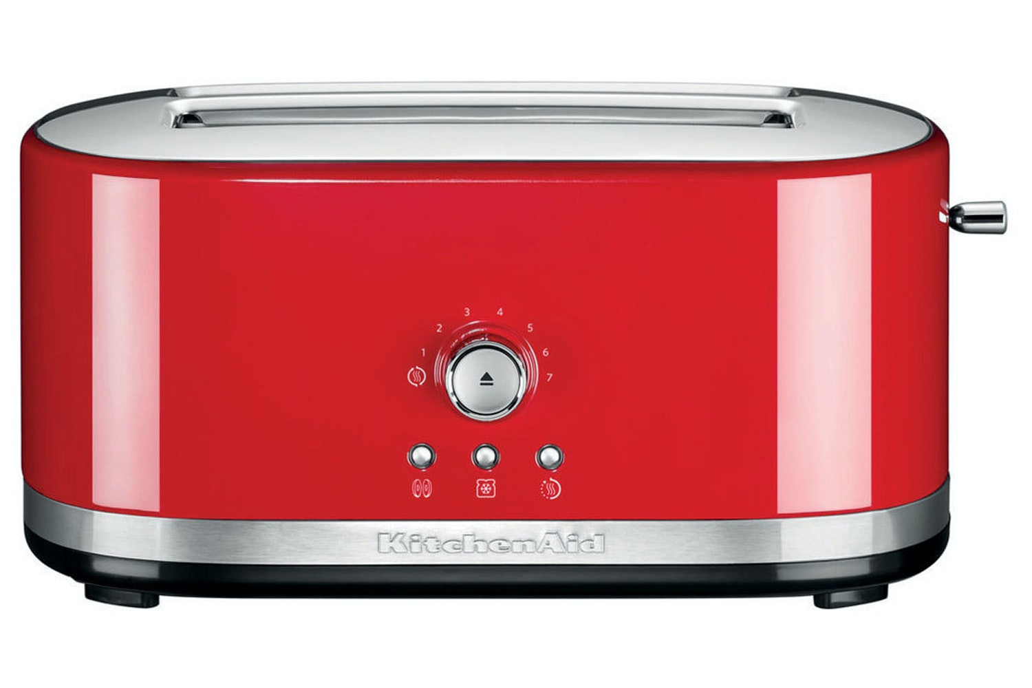KitchenAid® 4 Slice Toaster | 5KMT4116BER | Empire Red