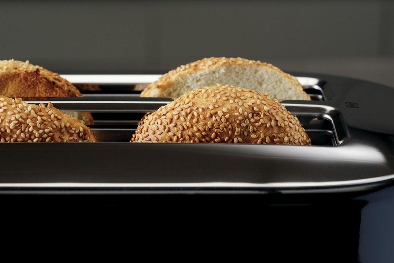KitchenAid® 4 Slice Toaster | 5KMT4116BOB | Onyx Black