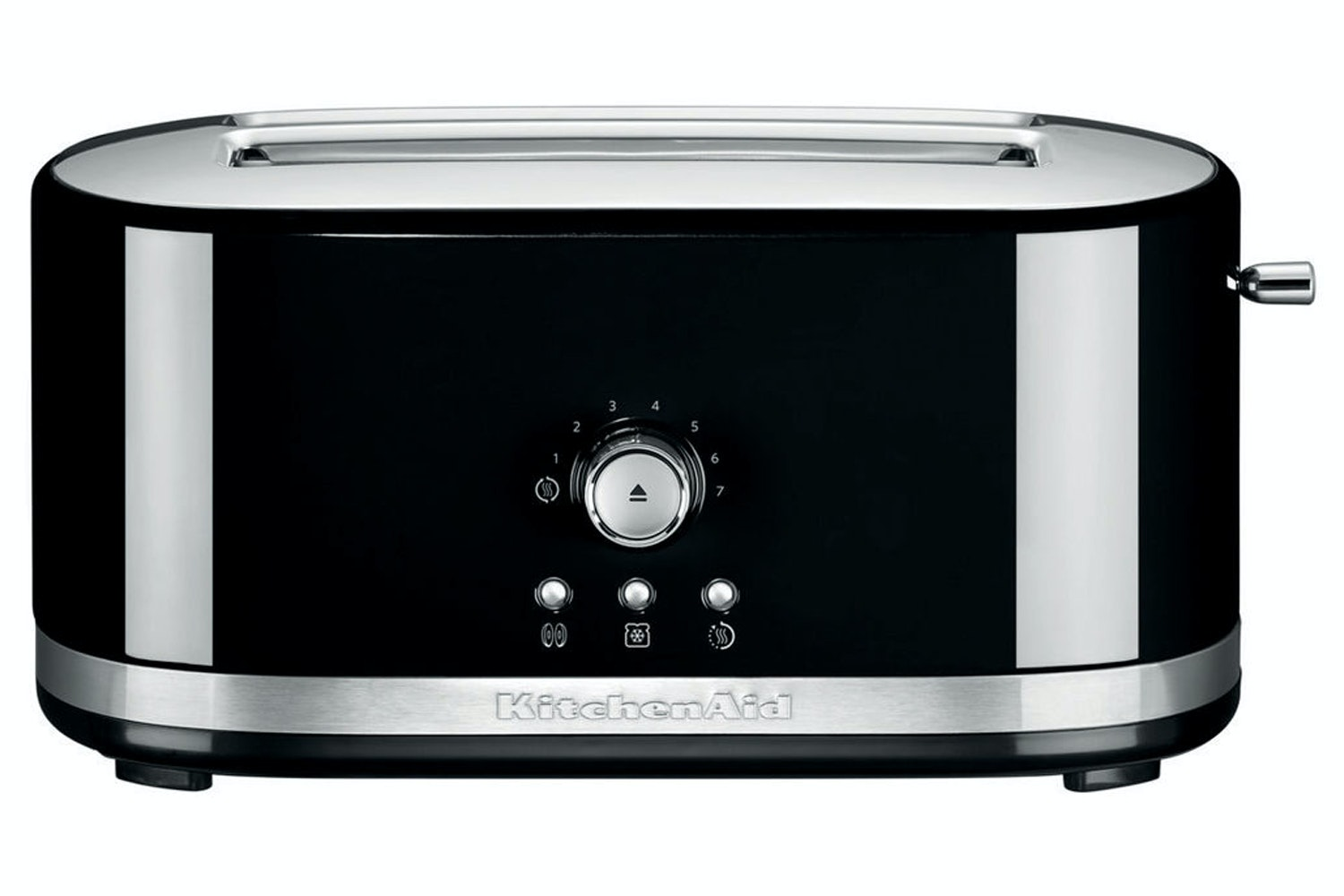 KitchenAid 4 Slice Toaster | 5KMT4116BOB | Onyx Black