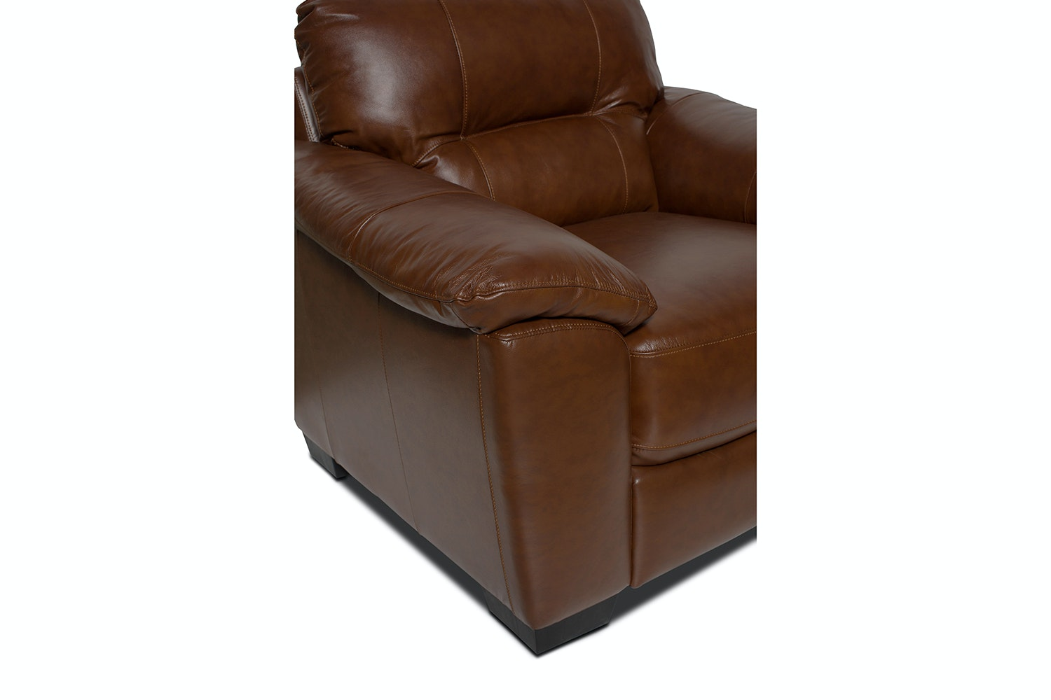 Becky 1 Seater | Tan