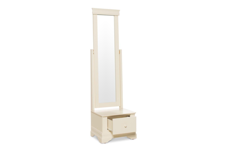 Chantelle Dresser Mirror   Creme