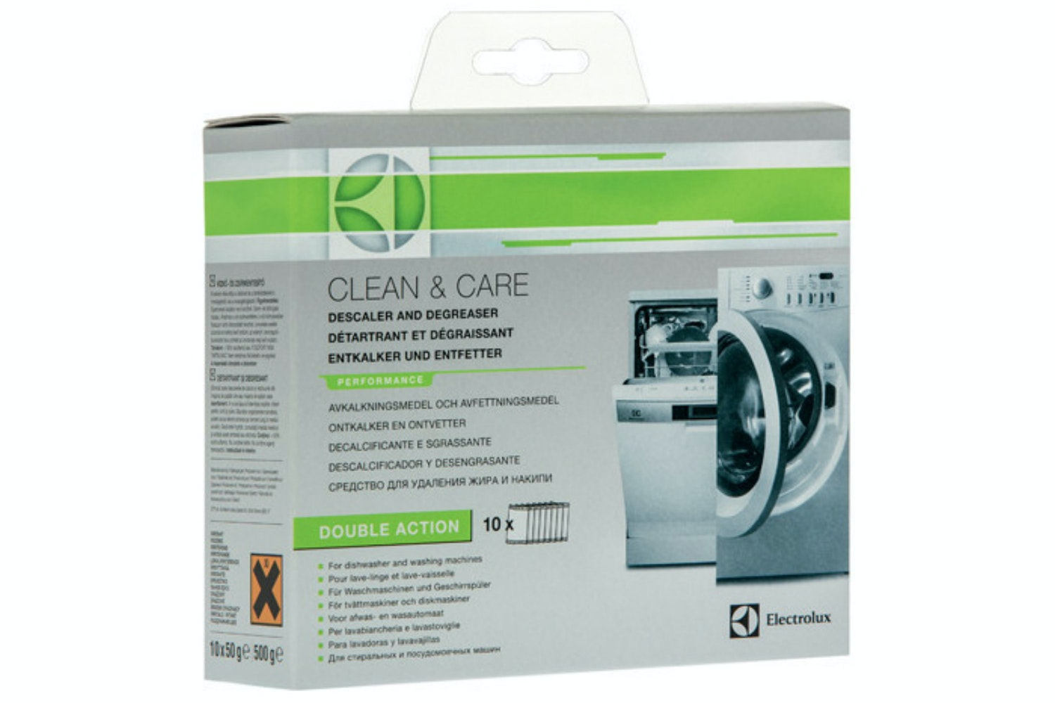 Electrolux Clean/Clear-Descaler and Degreaser | 9029792745