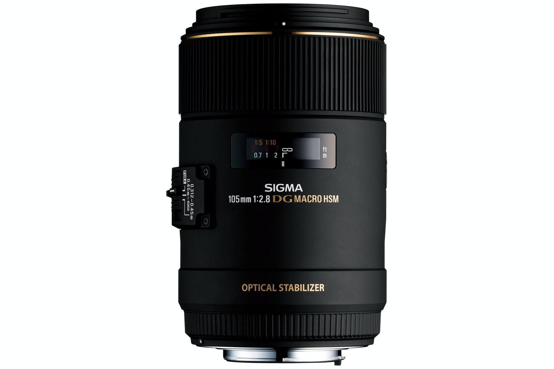 Sigma 105mm F2.8 EX DG OS HSM Macro Lens | Canon Mount