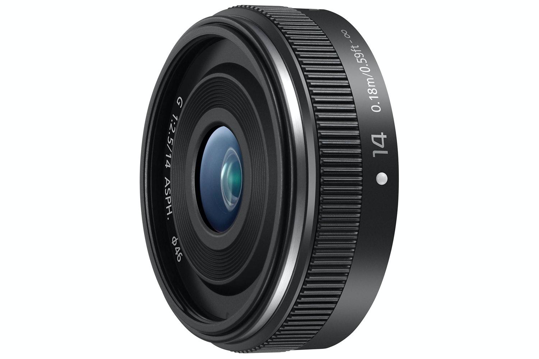 Panasonic Lumix G 14mm f/2.5 ASPH II Lens