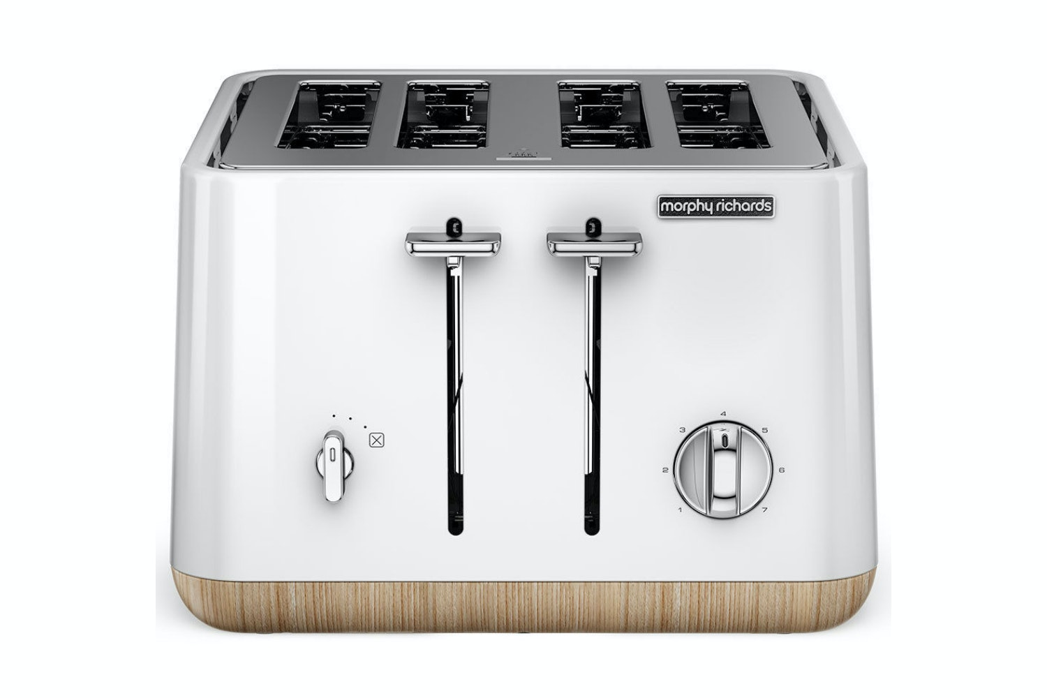 Morphy Richards Aspect Trim 4 Slice Toaster | 240005