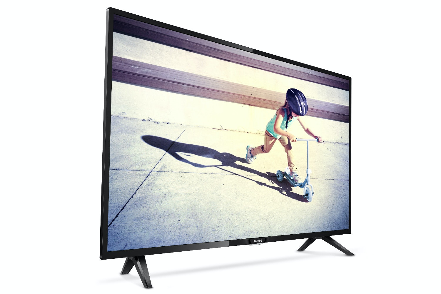 "Phillips 43"" 4100 Series Ultra Slim LED TV 