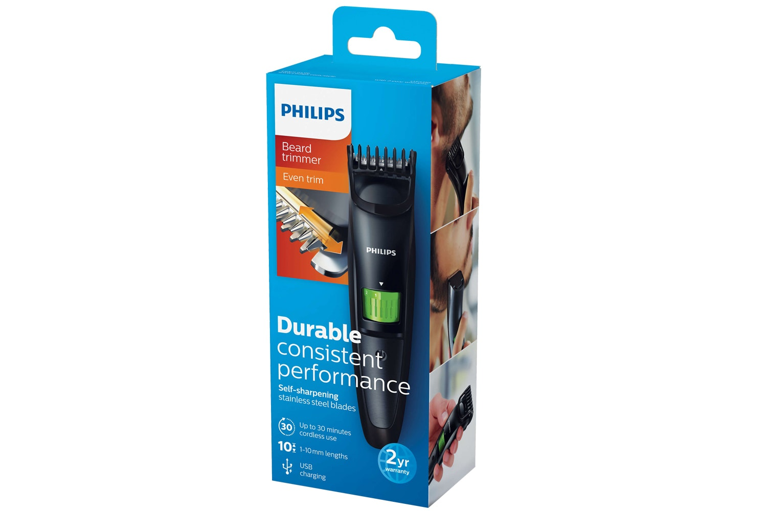 Philips Series 3000 Beard Trimmer | QT3310/13