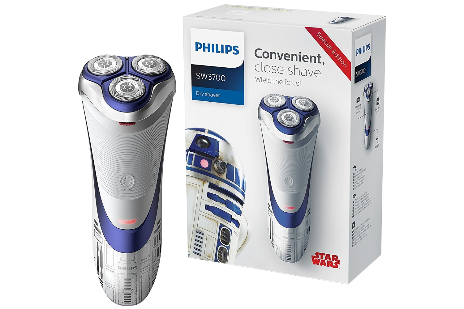 Philips Star Wars Special Edition Dry Shaver | SW3700/07