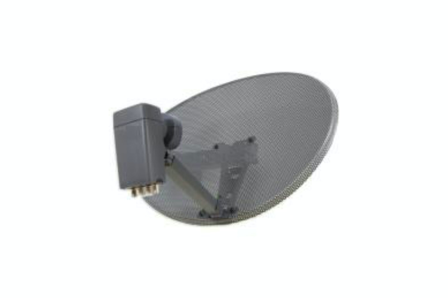 Universal Satellite Dish with Quad LNB | EL60DDPQ