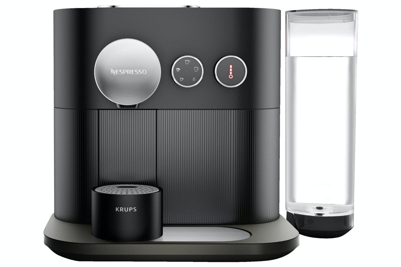 Krups Expert Nespresso Coffee Machine | XN610840 | Anthracite Grey