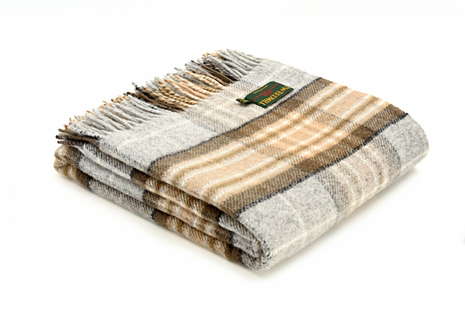Tweedmill Mckellar Throw 150 X 183Cm
