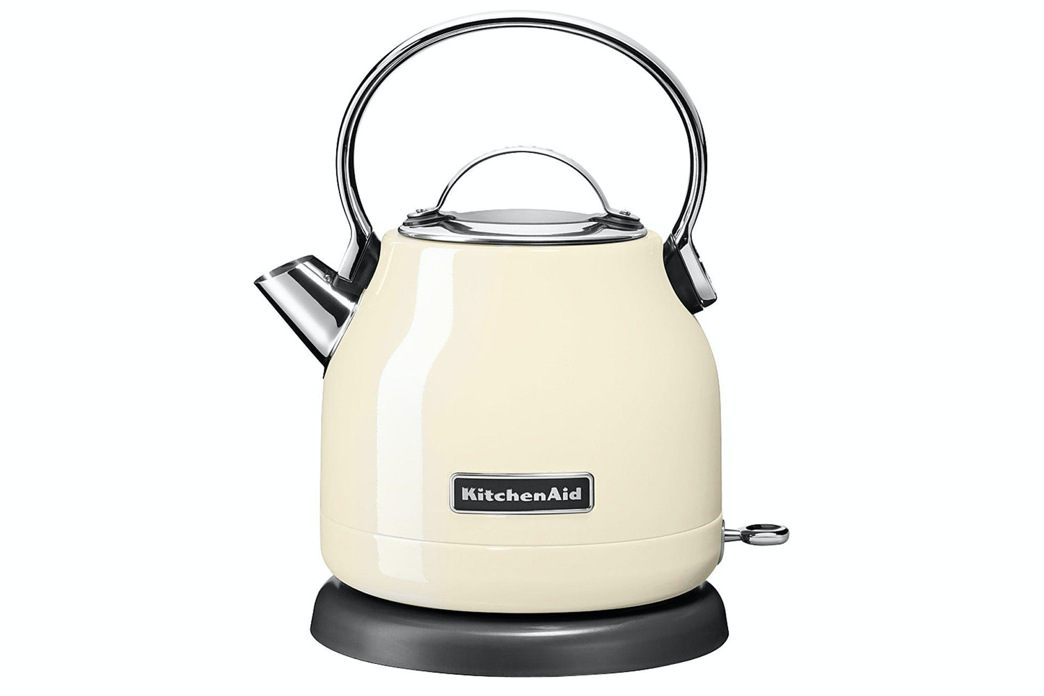 KitchenAid 1.25L Dome Water Kettle | 5KEK1222BAC | Almond Cream
