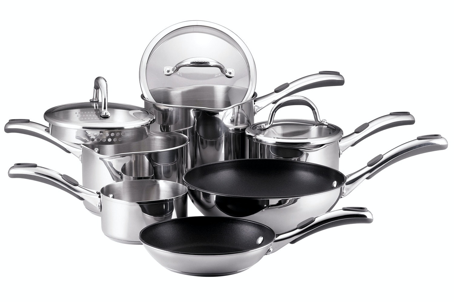 Meyer Select Stainless Steel 6 Piece Pan Set | 70022