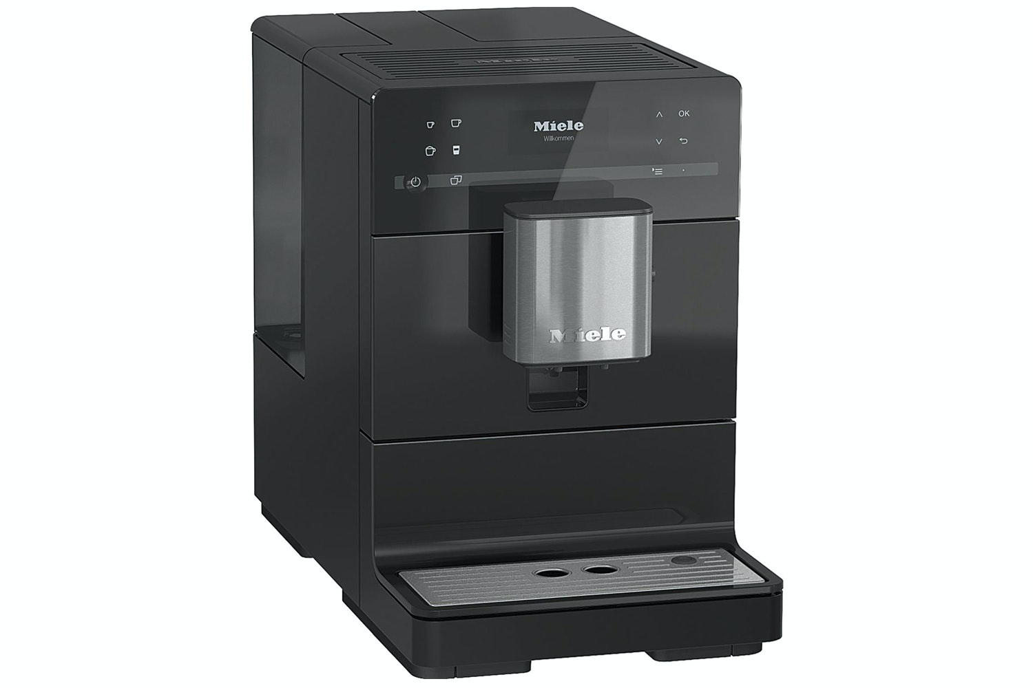 Miele CM 5300  Countertop coffee machine   with OneTouch for Two for perfect coffee enjoyment