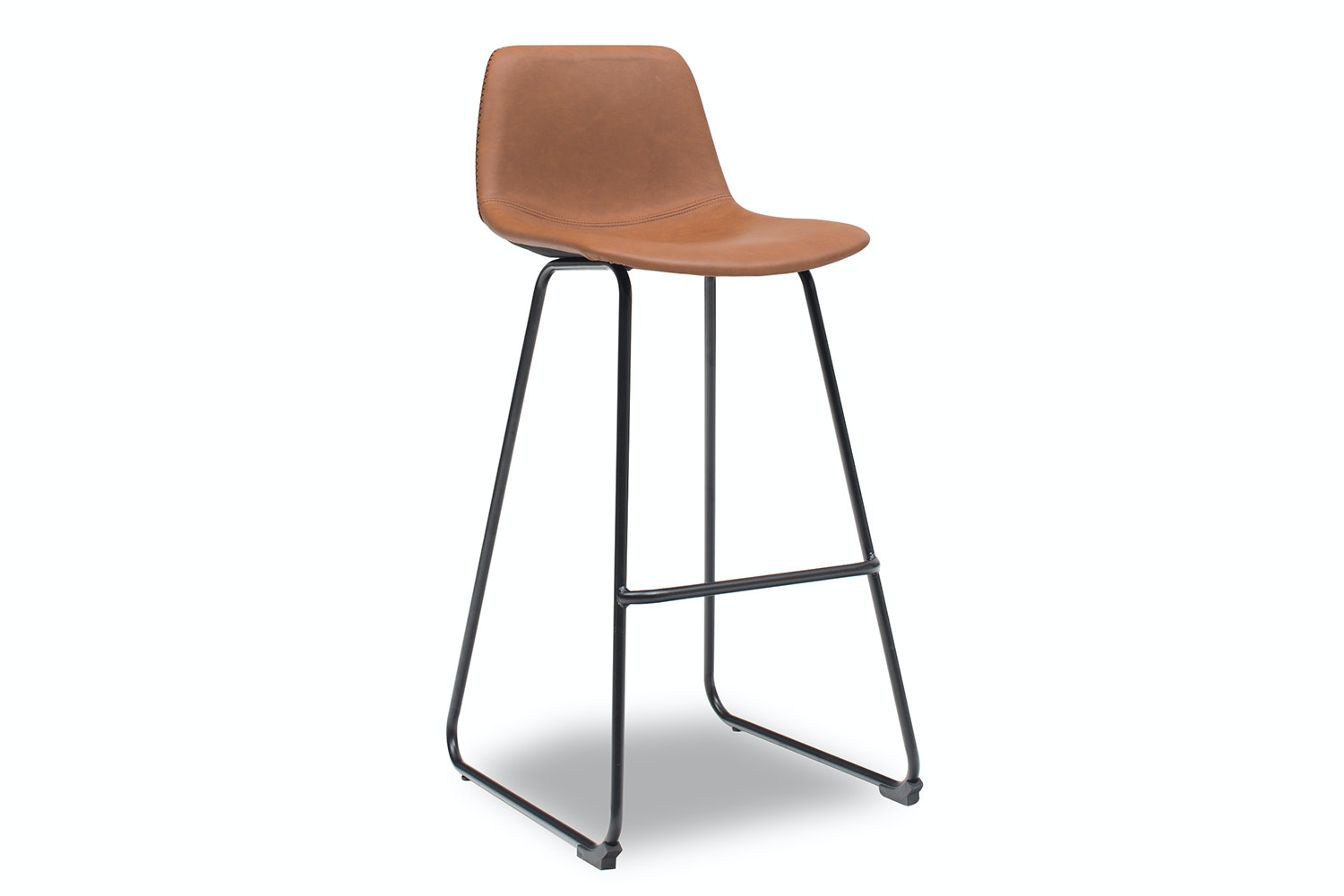 Stockholm Bar Table With 4 Tan Darwin Bar Stool