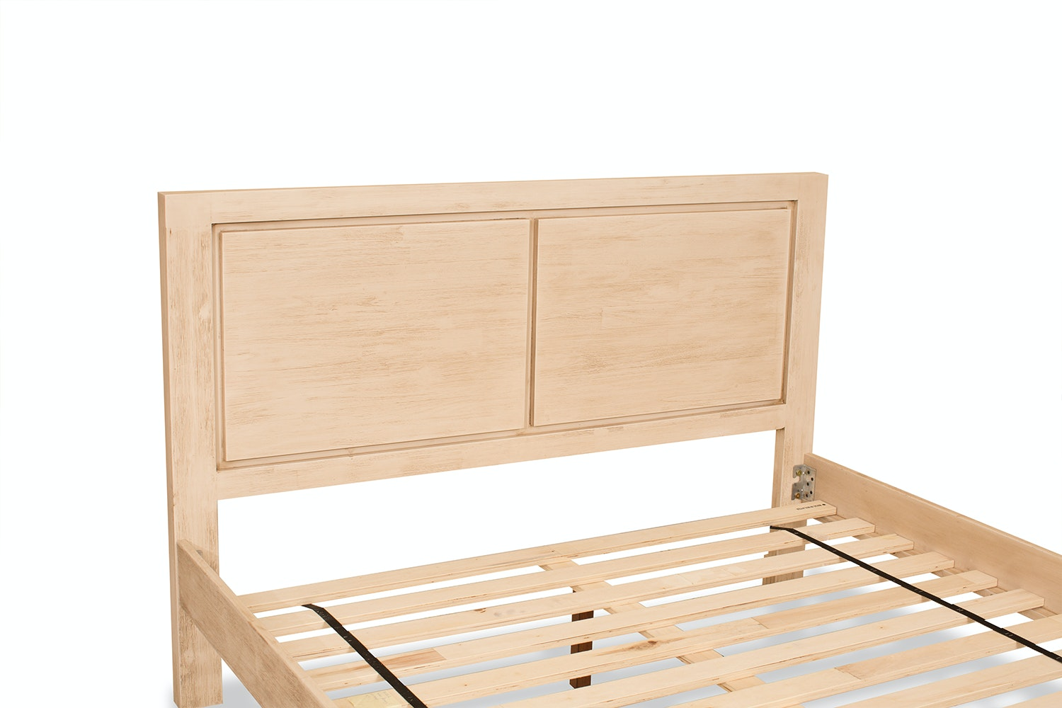 Kenny Bedframe 5Ft | Ash Cream