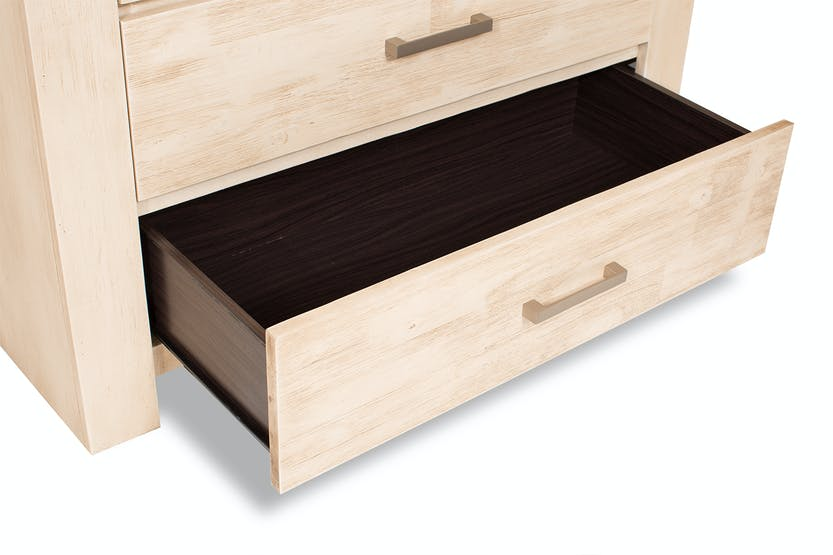 Kenny Chest 4 Drawer | Ash Cream