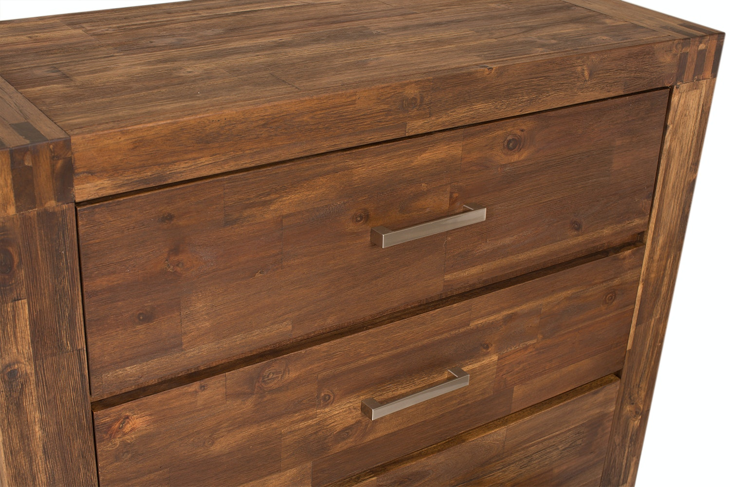 Kenny Chest 4 Drawer | Dark Caramel