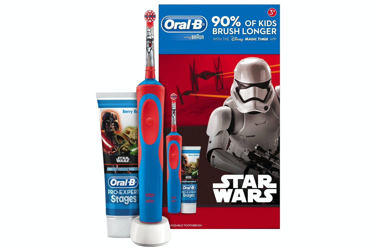 Oral-B Star Wars Kids Electric Toothbrush | OB4210201174707